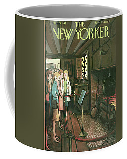 New Yorker March 23rd, 1963 Coffee Mug