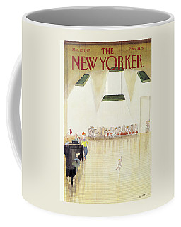 New Yorker March 23rd, 1987 Coffee Mug