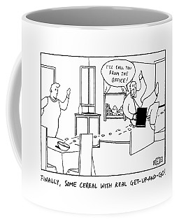 New Yorker March 23rd, 1992 Coffee Mug