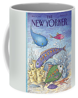 New Yorker March 23rd, 1992 Coffee Mug