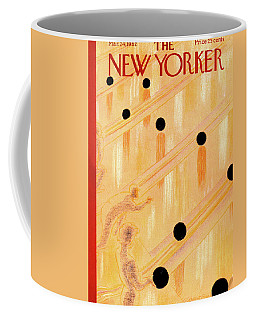 New Yorker March 24th, 1962 Coffee Mug