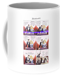 New Yorker March 24th, 1997 Coffee Mug
