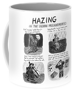 New Yorker March 24th, 1997 Coffee Mug