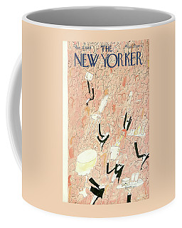 New Yorker March 25th, 1944 Coffee Mug