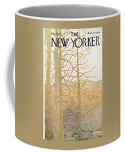 New Yorker March 25th, 1972 Coffee Mug