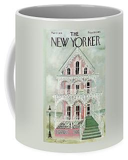 New Yorker March 25th, 1974 Coffee Mug
