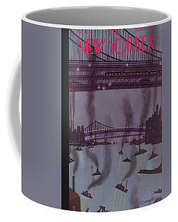 New Yorker March 26th, 1938 Coffee Mug