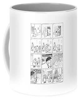 New Yorker March 27th, 1943 Coffee Mug