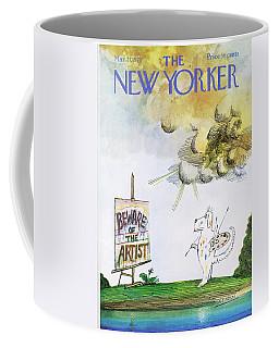 New Yorker March 27th, 1971 Coffee Mug