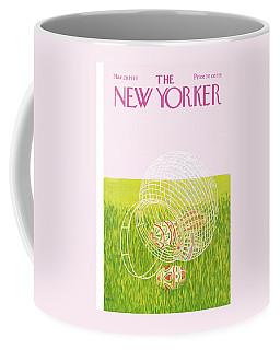 New Yorker March 28th, 1970 Coffee Mug