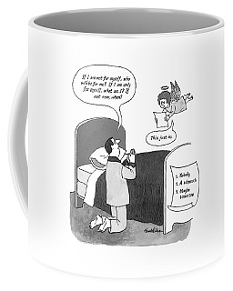 New Yorker March 29th, 1999 Coffee Mug