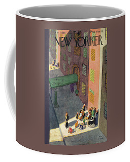 New Yorker March 2nd, 1935 Coffee Mug