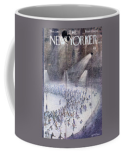 New Yorker March 2nd, 1957 Coffee Mug