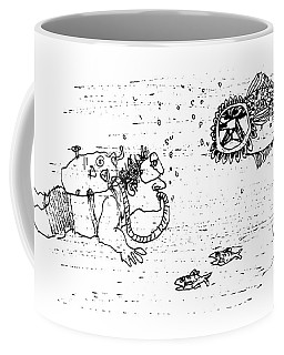 New Yorker March 2nd, 1987 Coffee Mug
