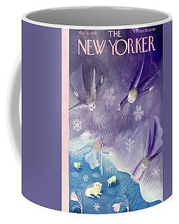New Yorker March 30 1940 Coffee Mug