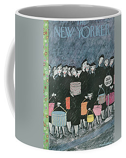 New Yorker March 31st, 1956 Coffee Mug