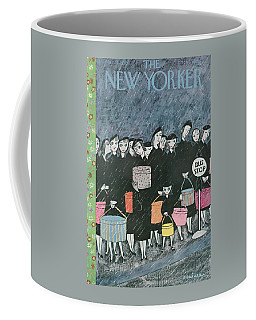 New Yorker March 31st, 1956 Coffee Mug