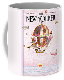 New Yorker March 31st, 1986 Coffee Mug