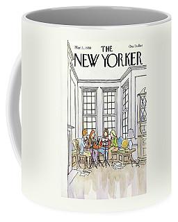 New Yorker March 3rd, 1980 Coffee Mug