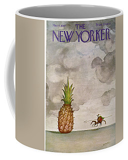 New Yorker March 4th, 1967 Coffee Mug