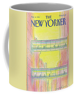 New Yorker March 4th, 1985 Coffee Mug