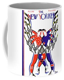 New Yorker March 5th, 1932 Coffee Mug