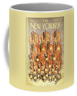 New Yorker March 6th, 1989 Coffee Mug