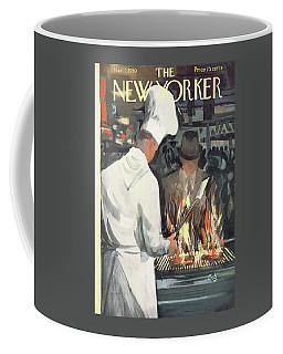 New Yorker March 7th, 1959 Coffee Mug
