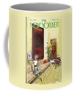 New Yorker March 7th, 1964 Coffee Mug