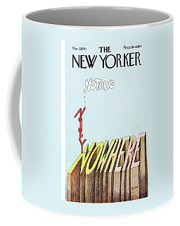 New Yorker March 7th, 1970 Coffee Mug