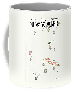 New Yorker March 7th, 1977 Coffee Mug