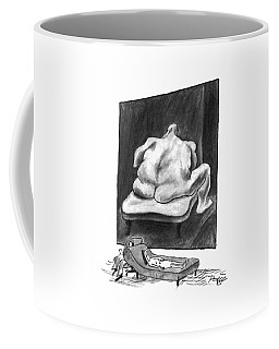 New Yorker March 7th, 1994 Coffee Mug