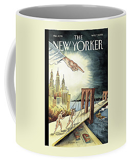 New Yorker March 7, 2005 Coffee Mug