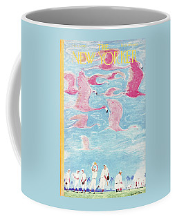 New Yorker March 8th, 1952 Coffee Mug