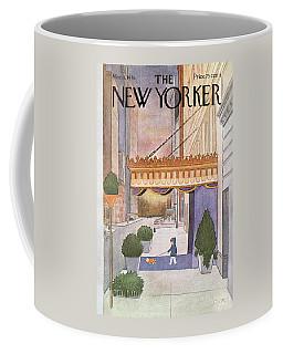 New Yorker March 8th, 1976 Coffee Mug