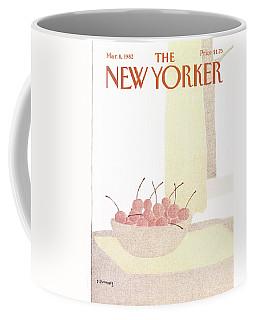 New Yorker March 8th, 1982 Coffee Mug