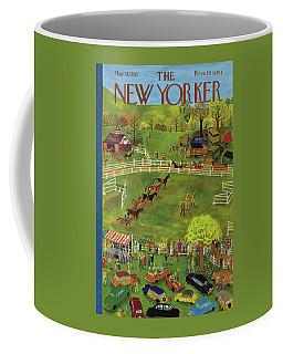 New Yorker May 11th, 1957 Coffee Mug