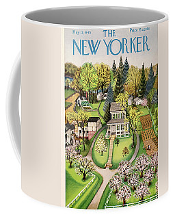New Yorker May 12th, 1945 Coffee Mug