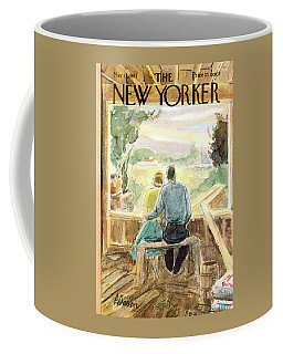 New Yorker May 13th, 1961 Coffee Mug