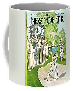 New Yorker May 13th, 1974 Coffee Mug