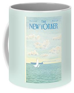 New Yorker May 13th, 1985 Coffee Mug