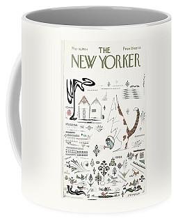 New Yorker May 16th, 1964 Coffee Mug