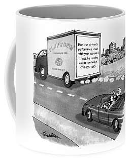 New Yorker May 17th, 1993 Coffee Mug
