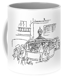 New Yorker May 17th, 1999 Coffee Mug