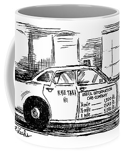 New Yorker May 17th, 1999 Coffee Mug