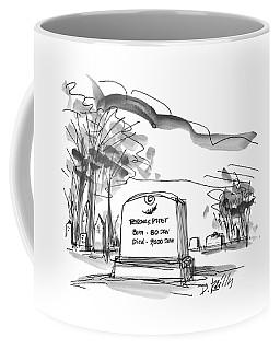 New Yorker May 18th, 1998 Coffee Mug