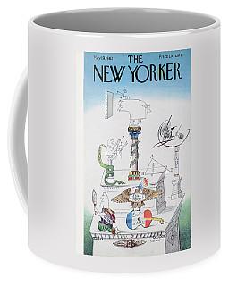New Yorker May 19th, 1962 Coffee Mug