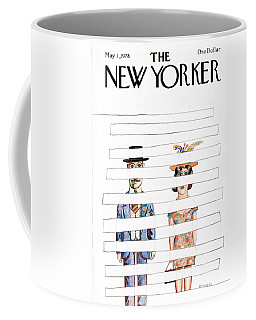 New Yorker May 1st, 1978 Coffee Mug