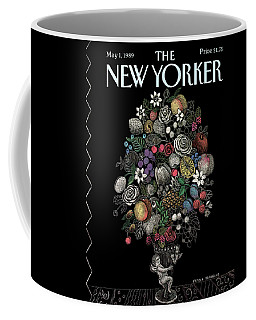 New Yorker May 1st, 1989 Coffee Mug