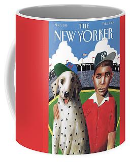 New Yorker May 1st, 1995 Coffee Mug